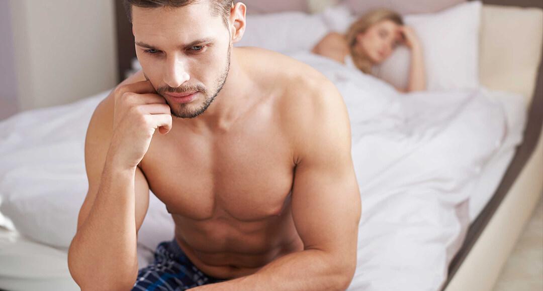 Мужчина не хочет секса каждый день