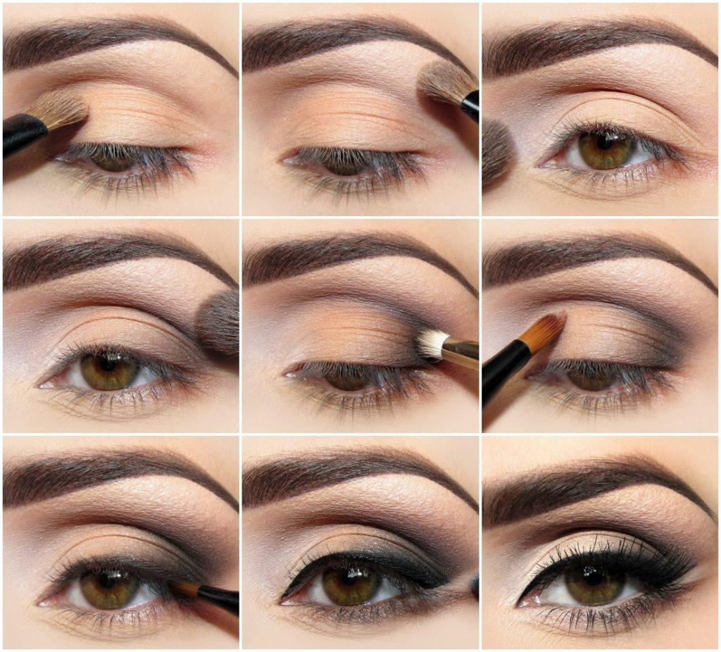 Как красиво сделать макияж для