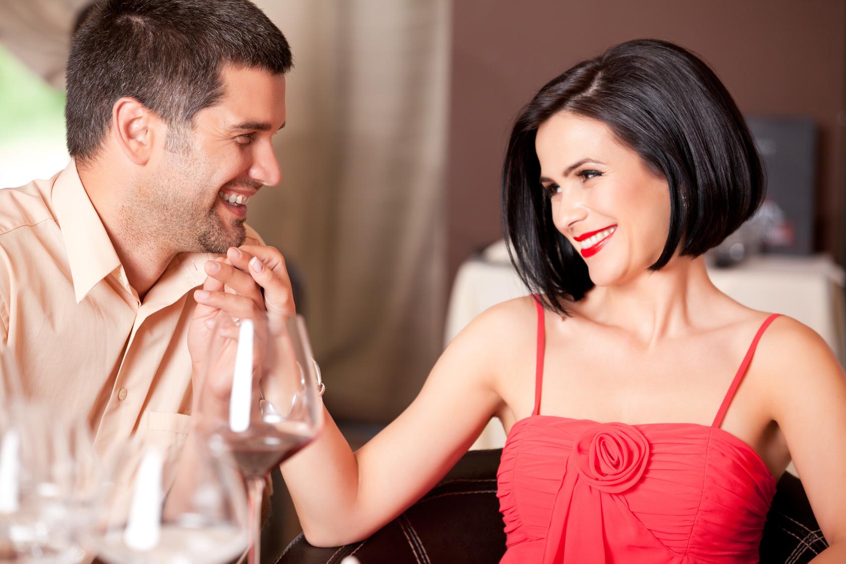Правильное поведение женщины с мужчиной