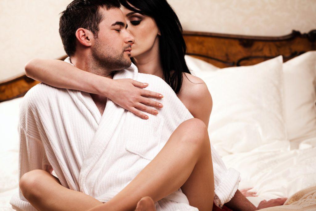 Как быстро возбудить мужа видео