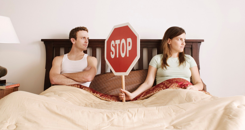 Моя девушка не испытывает ощущений во время секса