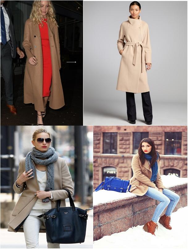 бежевое пальто 2